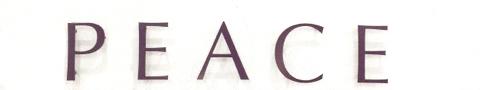 SALON_PEACE_ENTRANCE_NAME 瑞浪市の美容院 | 瑞浪市・美容院ピース